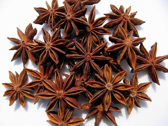 6 Ice Cube Recipes for Face - Cleansing Star Anise Ice Cubes
