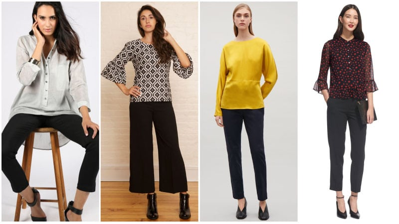 Dress Business Casual For Women - Business Casual Pants for Women