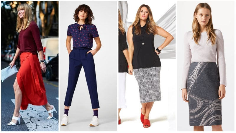 Dress Business Casual For Women - Business Casual Tops for Women