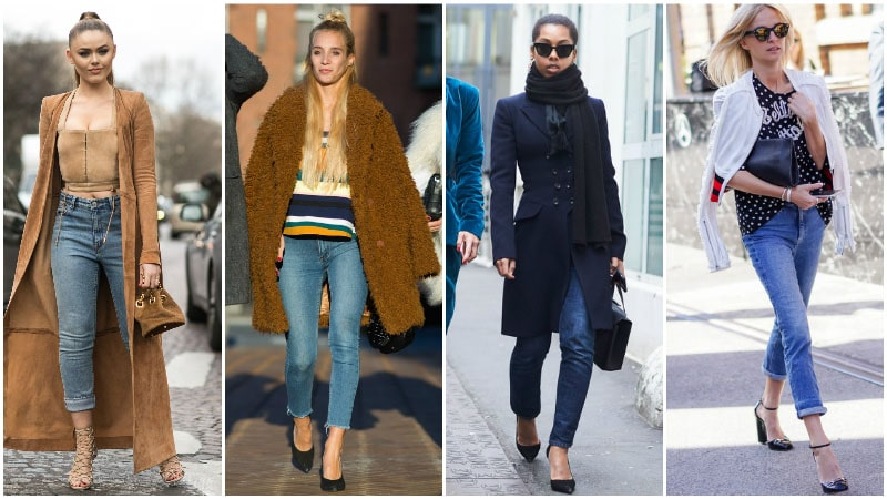 How To Wear Skinny Jeans For Women - Heels with Skinny Jeans
