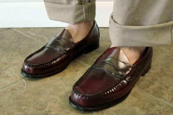 How To Wear The Classic G.H. Bass Penny Loafers With Ease
