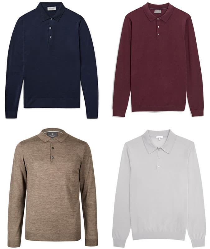 5 Key Business-Casual Pieces - Polo Shirt