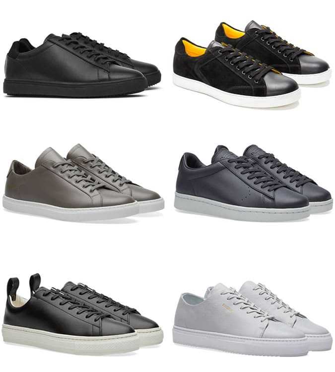 5 Key Business-Casual Pieces - Smart Trainers
