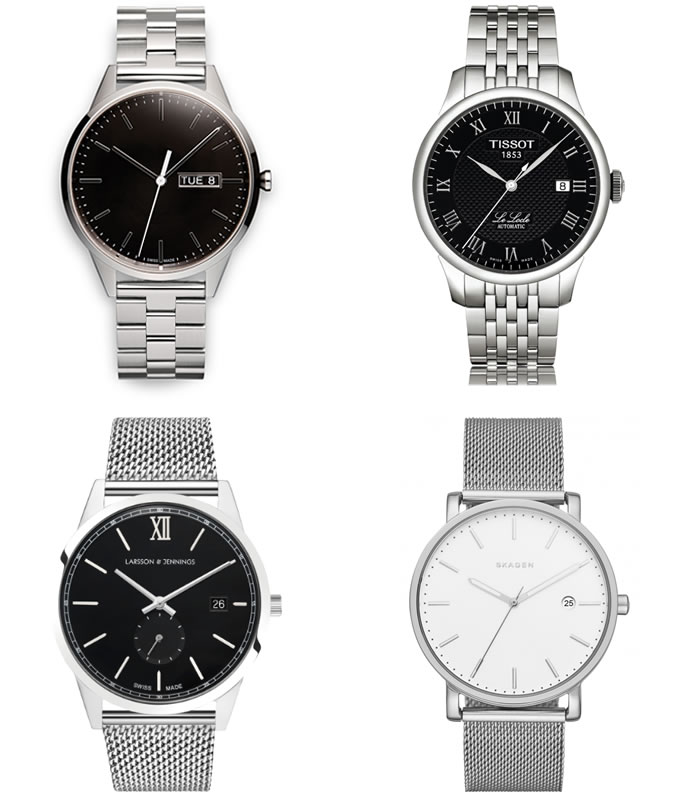 Best Business Casual Dressing - Clock On