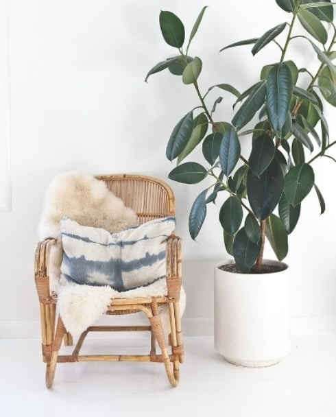 How To Decorate With Sheepskin Rug - Add Sophistication to Your Entryway