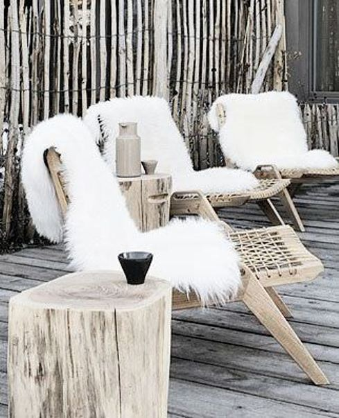 How To Decorate With Sheepskin Rug - Add Style