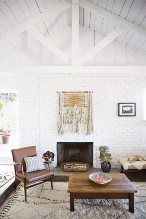 How To Decorate With Sheepskin Rug - Stylish Dog Beds