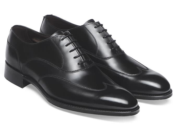 Oxford Shoes - Balmoral Oxford Shoes