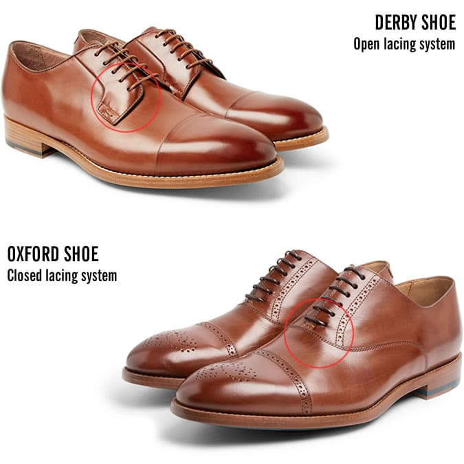 Oxford Shoes - How To Identify An Oxford Shoe
