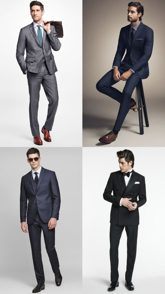 Oxford Shoes - How To Wear Oxford Shoes
