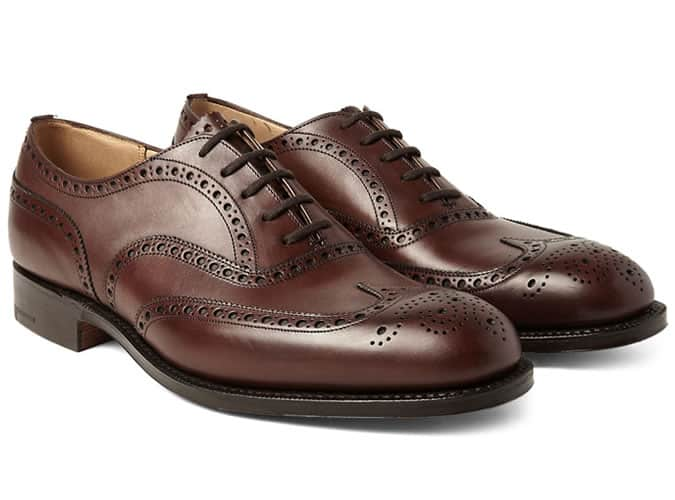 Oxford Shoes - Wingtip Oxford Shoes