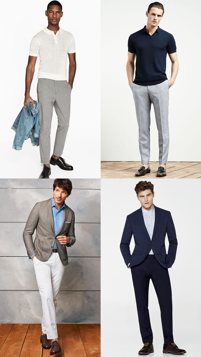 Smart Casual - Button Up