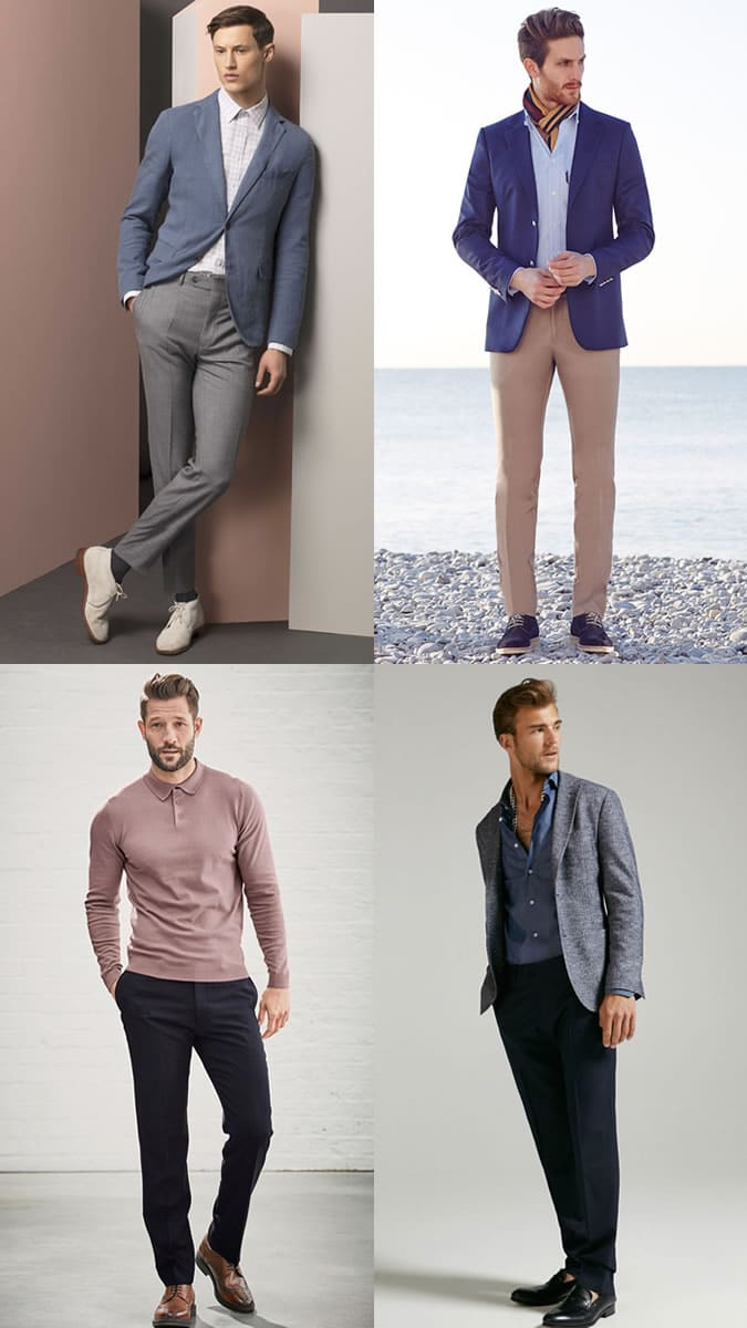 Smart Casual - Toe The Line