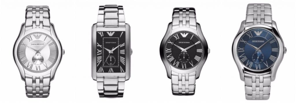 The Best Silver Watches For Men - Emporio Armani