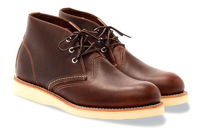 Best Chukka Boots Brands - Red Wing