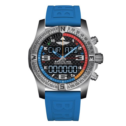 Best Smartwatches For Men - Breitling Exospace B55 Yachting