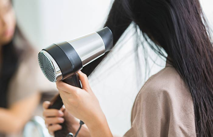 Causes Of Hair Damage - Heat Styling