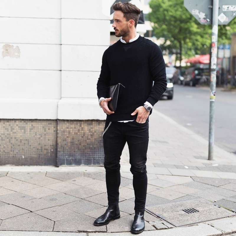 How To Wear Dress Boots - Chelsea Boots