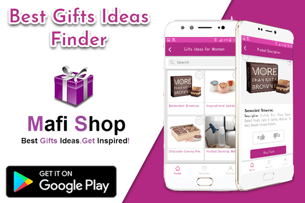 MafiShop app best gifts ideas