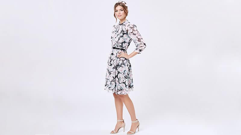 Cocktail Attire Occasions - Garden Party Cocktail Dress Code