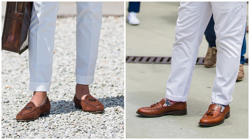 Loafer Materials