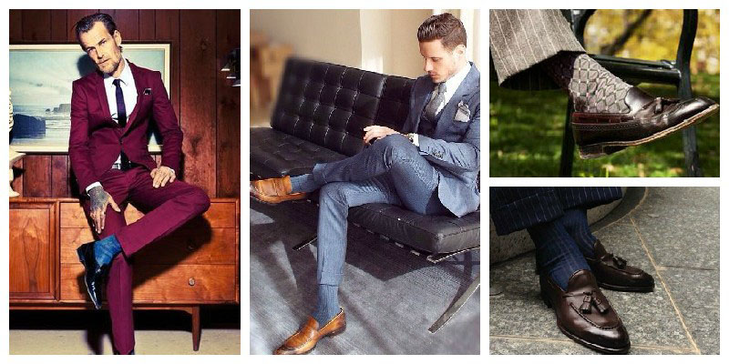 Loafers With or Without Socks