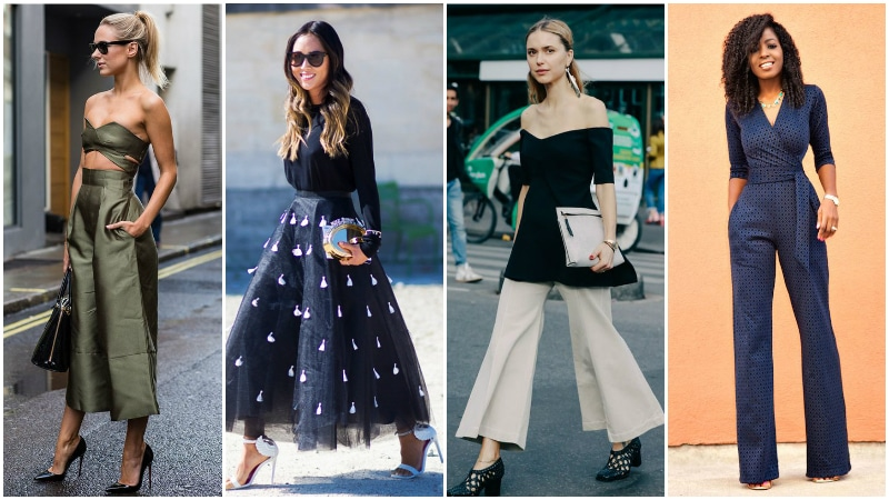 Non-Traditional party Outfit Ideas