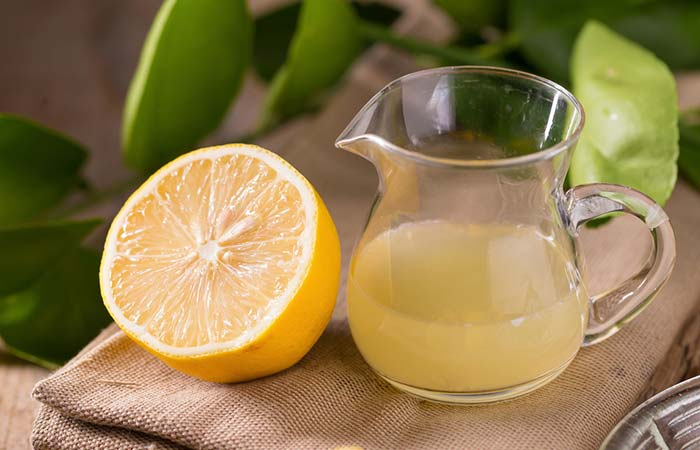 11a - Lemon Juice For Flawless Skin