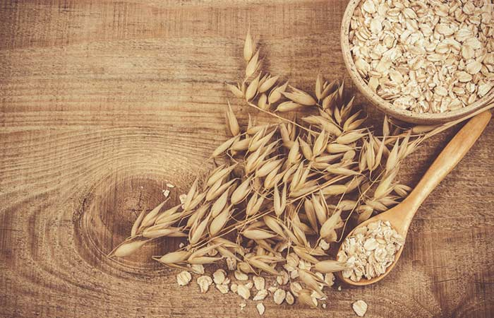 12. Oats For Flawless Skin