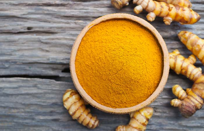 15. Turmeric For Flawless Skin
