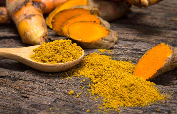Turmeric For Skin Pores