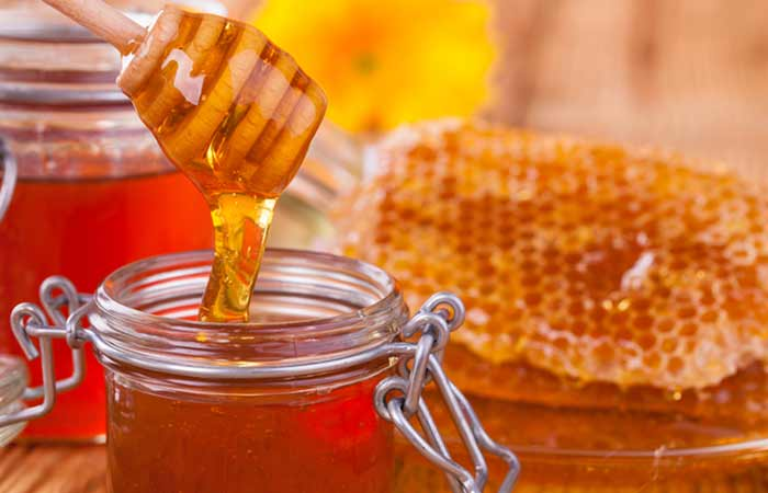 Honey For Skin Pores