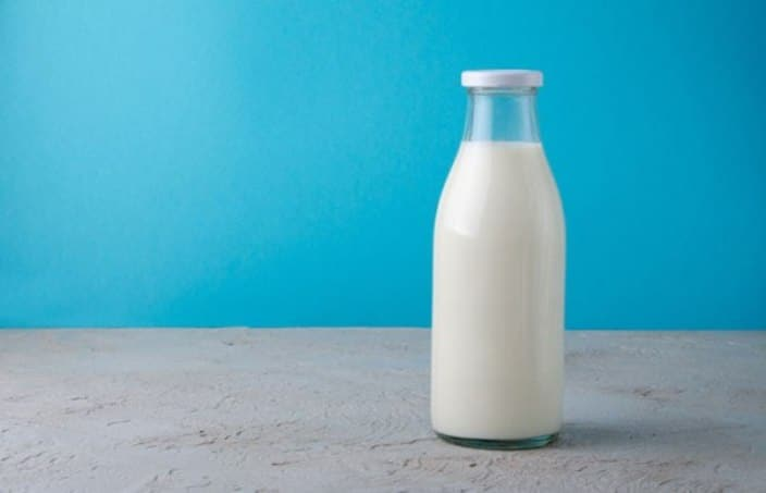 20. Raw Milk For Flawless Skin