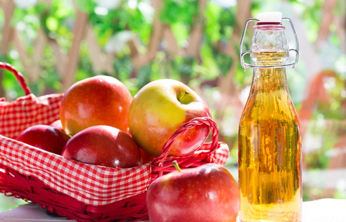 Apple Cider Vinegar For Skin Pores