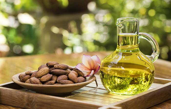 7. Almond Oil For Flawless Skin