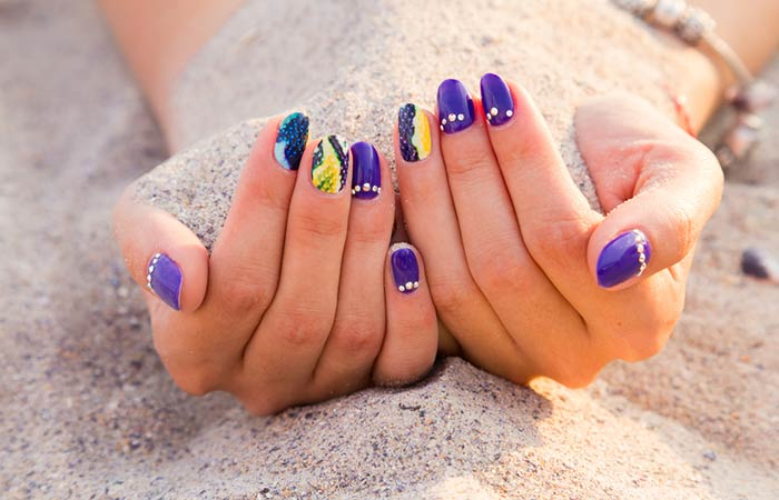 How To Maintain Dip Powder Manicured Nails