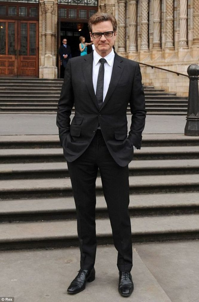 What Shoes to Wear with a Black Suit