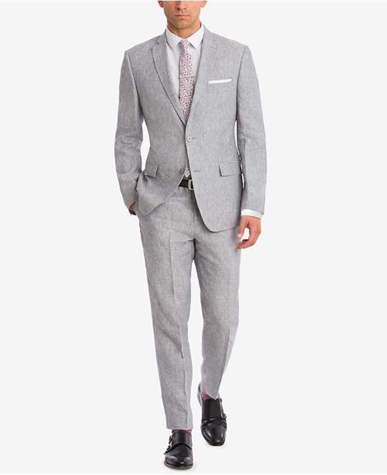 What Shoes to Wear with a Grey Suit