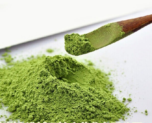 Green Tea Homemade Mask to lighten your skin tone and improve the texture of your skin.