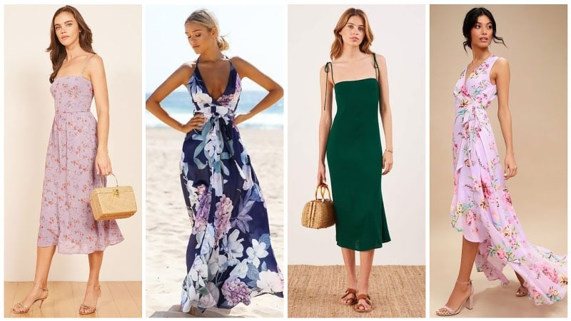 Casual Wedding-Guest Dresses