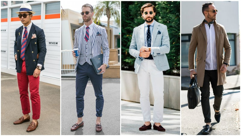 Chinos-and-Loafers