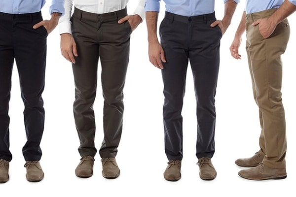 How To Wear Chino Pants For Every Occasions
