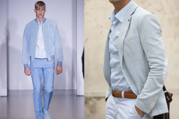 How To Wear Pastels For Men