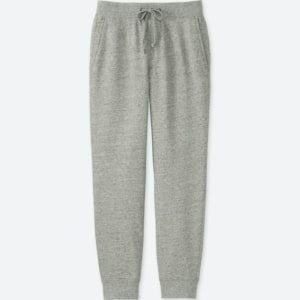 MEN FLEECE LINED JOGGERS