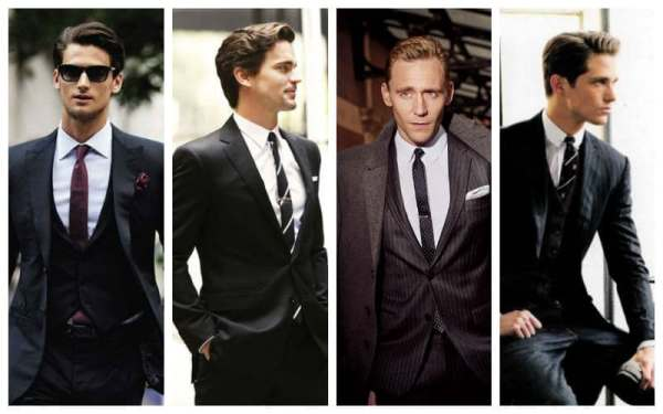 SUITS-INTERVIEW DRESS CODE