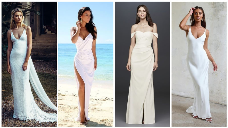 Sexy Casual Wedding Dresses