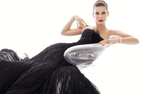 Stunning Black Wedding Dresses For Modern Brides