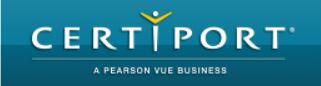 Certiport-A Pearson Vue Company