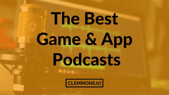 The Best Game Development & Mobile App Podcasts game design, app marketing