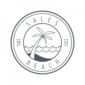 Sales Beach Logo Tim Schwab